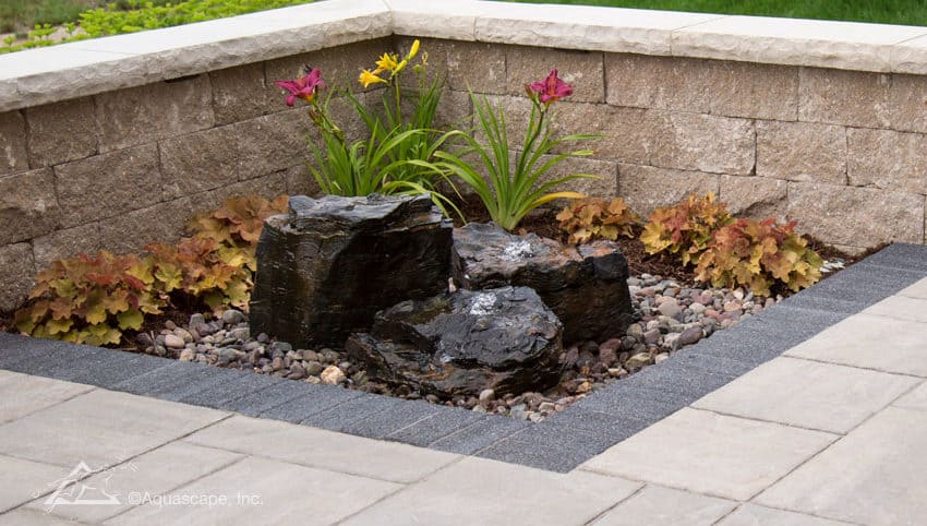 Aquascape water feature